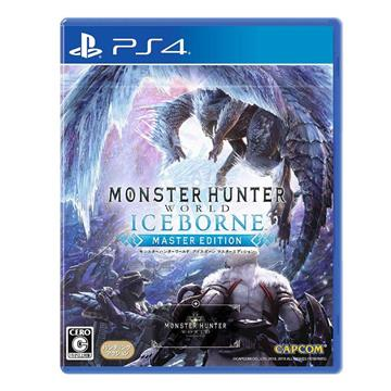 PS4 魔物獵人 世界:Iceborne 中文一般版