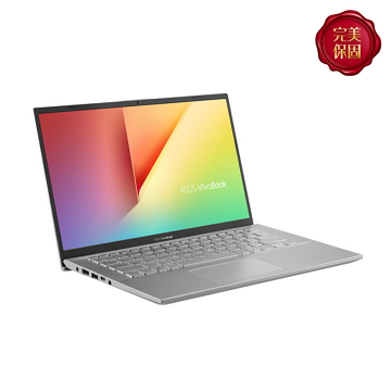 ASUS Vivobook X412FA-灰 14吋筆電(i5-8265U/4GD4/512G/W10)