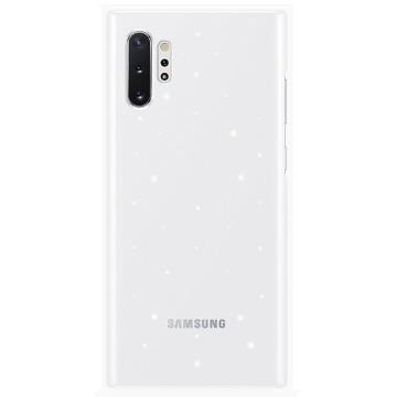 SAMSUNG Note10+ 原廠LED智能背蓋-白
