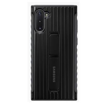 SAMSUNG Note10 原廠立架式保護皮套-黑
