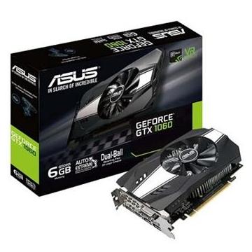 ASUS Phoenix GeForce GTX1060-6G顯示卡