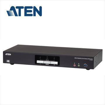 ATEN CS1942DP 2埠4K KVM雙螢幕切換器