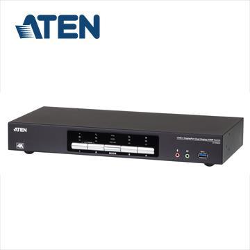 ATEN CS1944DP 4埠4K KVM雙螢幕切換器