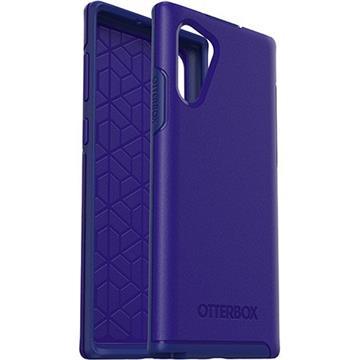 OtterBox Samsung N10 SymmetryClear殼-藍