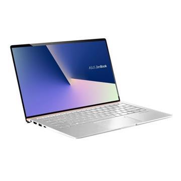ASUS Zenbook 14 UX433FN-冰柱銀 14吋筆電(i5-8265U/MX150/8G/512G)