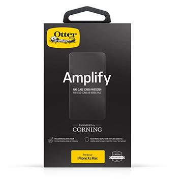 OtterBox iPhone XS Max Amplify鋼化玻璃保護貼