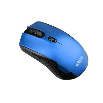 INTOPIC 2.4GHz 飛碟無線光學滑鼠 MSW-760
