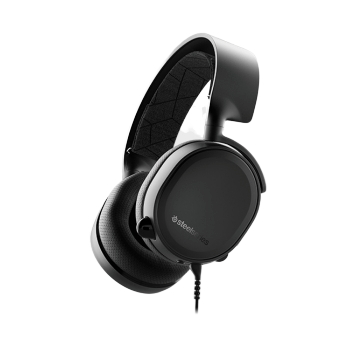 SteelSeries Arctis 3 耳麥-黑