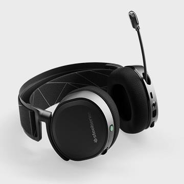 SteelSeries Arctis 7無線耳麥-黑