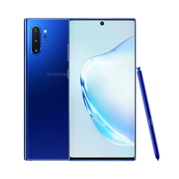(福利品)三星SAMSUNG Galaxy Note10+ 智慧型手機 12G/256G