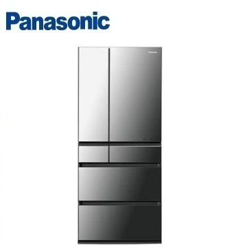 【福利品】展-Panasonic 650公升尊爵ECONAVI六門冰箱