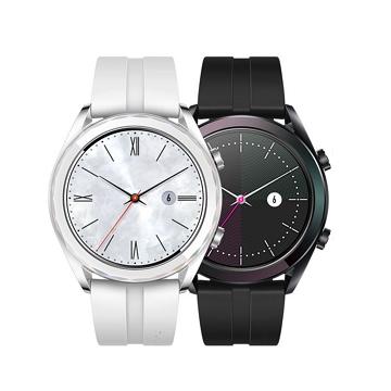 HUAWEI Watch GT 雅致款 智慧手錶 白
