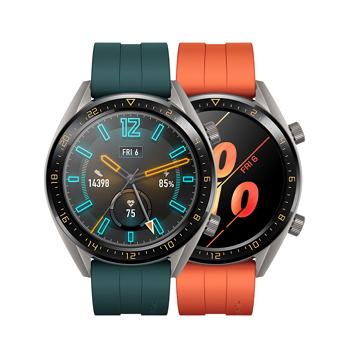 HUAWEI Watch GT 活力款 智慧手錶 墨綠