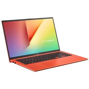 ASUS Vivobook X512FL-珊瑚紅 15.6吋筆電(i5-8265U/MX250/4GD4/512G)