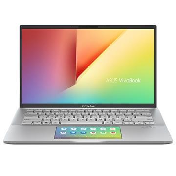 ASUS Vivobook S432FL-銀定了 14吋筆電(i7-8565U/MX250-2G/8G/512G)