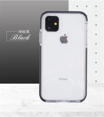 GNOVEL iPhone 11 輕薄防震保護殼-黑