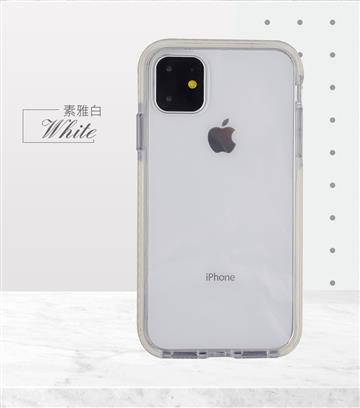 GNOVEL iPhone 11 輕薄防震保護殼-白