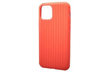 Gramas iPhone 11 羽量經典保護殼-橘