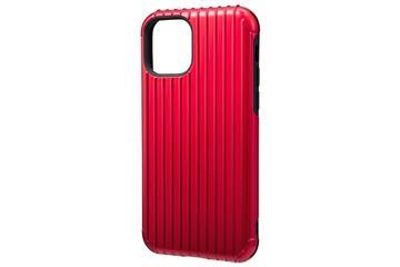 Gramas iPhone11 Pro軍規防摔經典手機殼-紅