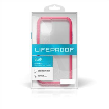 LifeProof iPhone 11軍規防摔保護殼-粉