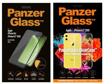 PanzerGlass iPhone 11 限量防護組合 PG19_6.1C
