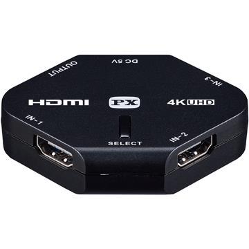 大通 3進1出HDMI切換器(4K*2K)
