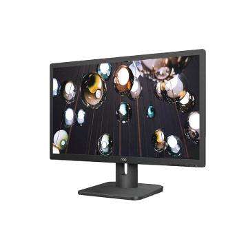【雙螢幕組】AOC 22型液晶顯示器