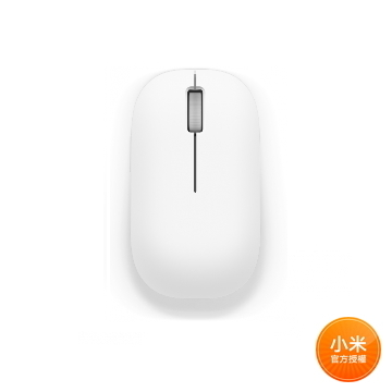 小米無線滑鼠(白色)