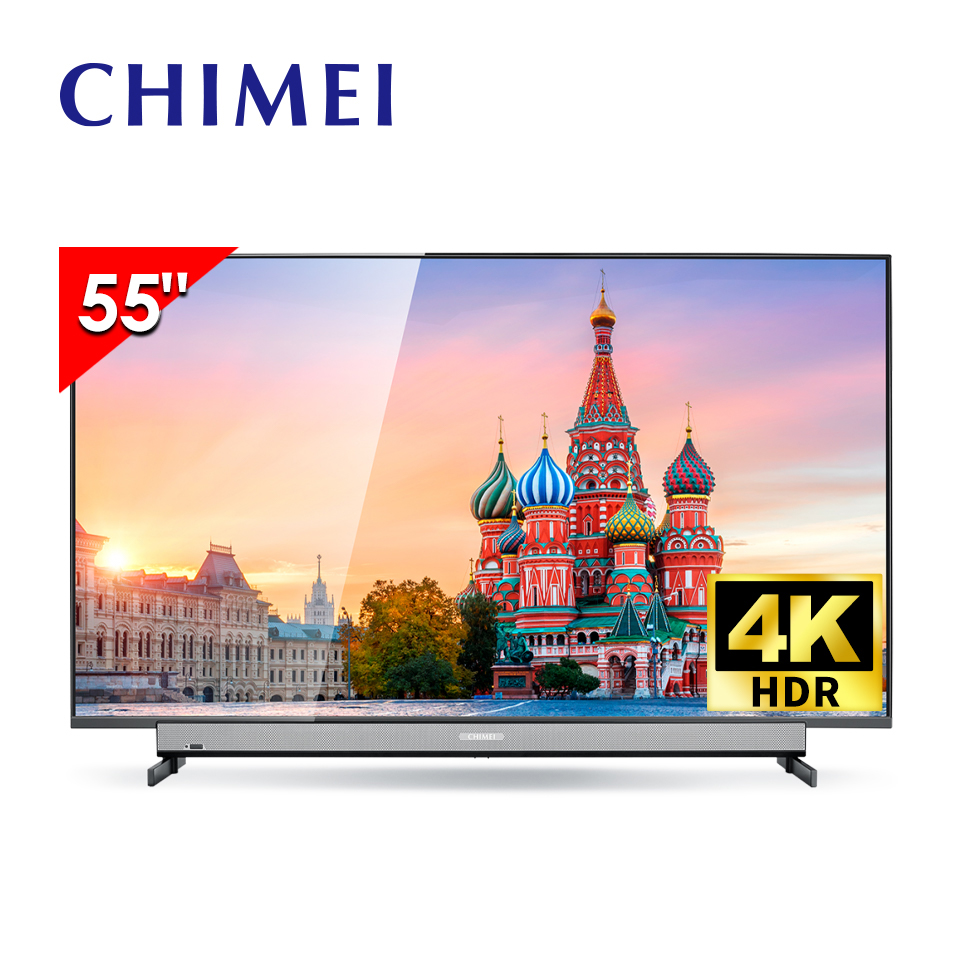 CHIMEI 55型4K Android液晶顯示器