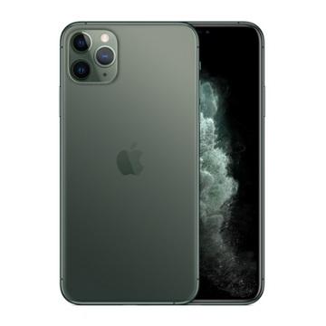 (福利品)Apple iPhone 11 Pro Max 64GB 夜幕綠色