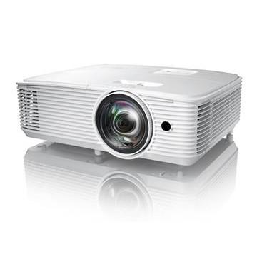 Optoma奧圖碼 高亮度短焦投影機