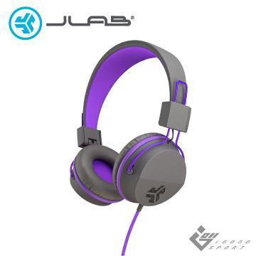 JLab JBuddies Studio 兒童耳機-紫色