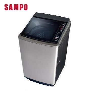 (福利品)聲寶 18公斤單槽變頻洗衣機 ES-KD19PS(S1)不鏽鋼