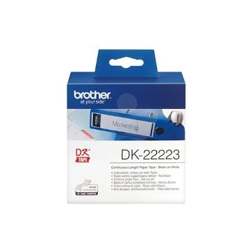 Brother DK-22223 連續標籤帶