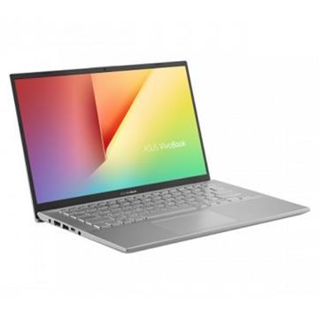ASUS X412FA-冰河銀 14吋筆電(i5-8265U/4GD4/512G)