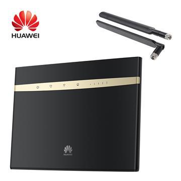 HUAWEI 華為 4G LTE 無線雙頻路由器+天線