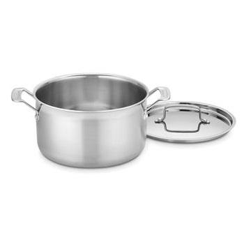美膳雅贈品-專業級不鏽鋼湯鍋24cm