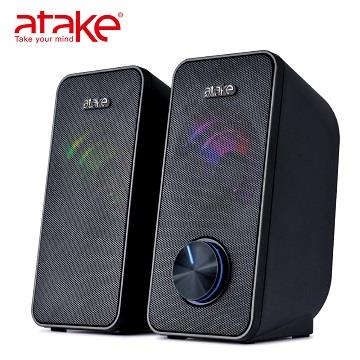 ATake S4 桌上型多媒體喇叭
