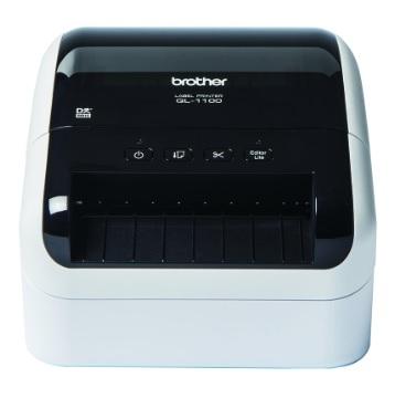 Brother 專業大尺寸條碼標籤列印機