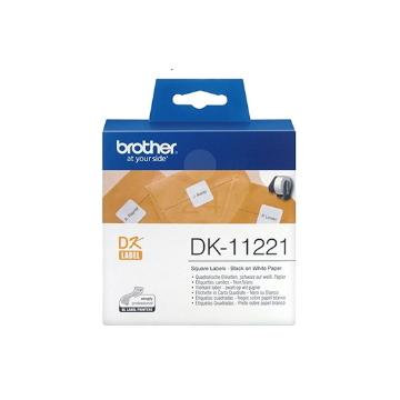 Brother 定型標籤帶 DK-11221