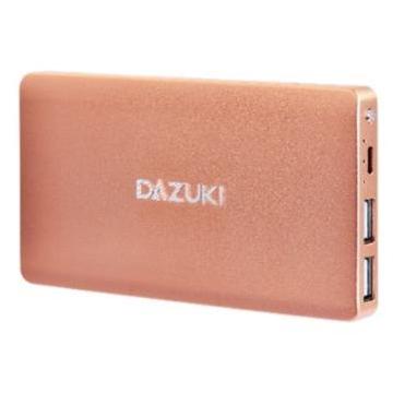DAZUKI 9800mAh行動電源-玫瑰金
