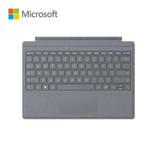 微軟Surface Pro 實體鍵盤 (沉灰)