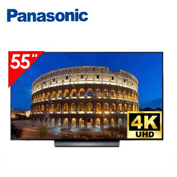 (展示機)國際牌Panasonic 日本製 55型 六原色 4K 智慧電視