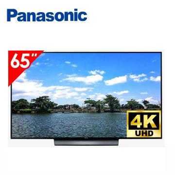 (展示機)國際牌Panasonic 65型六原色4K 智慧電視 日本製