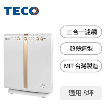 (展示機)東元TECO 8坪空氣清淨機