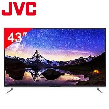 JVC 43型4K 智慧連網顯示器