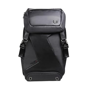 RUSA 可拆式15.6吋後背包-黑