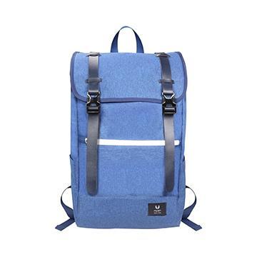RUSA 15.6吋後背包-藍