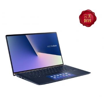 ASUS Zenbook 14 UX434FLC-皇家藍 14吋筆電(i7-10510U/MX250/16G/1TB SSD)