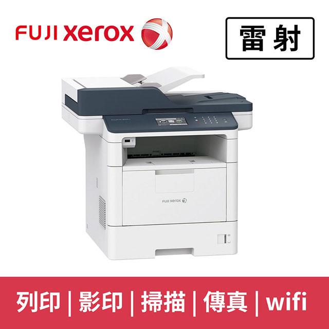 富士全錄Fuji Xerox M375z A4黑白雷射複合機